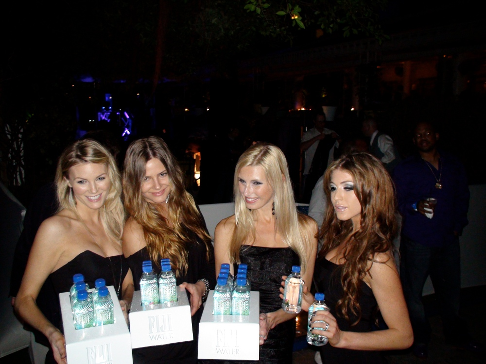 Promotional modeling agency in miami florida fiji water for Modeling agencies in miami