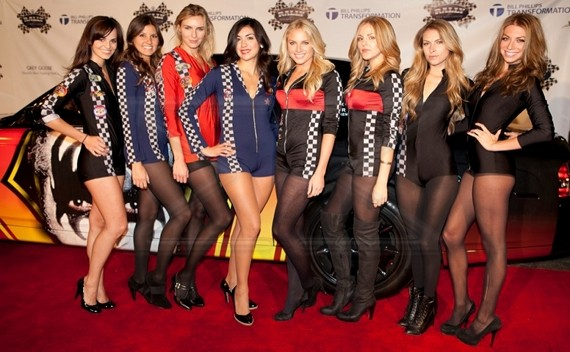 Los Angeles Event Models | Model Machine Modeling Agency