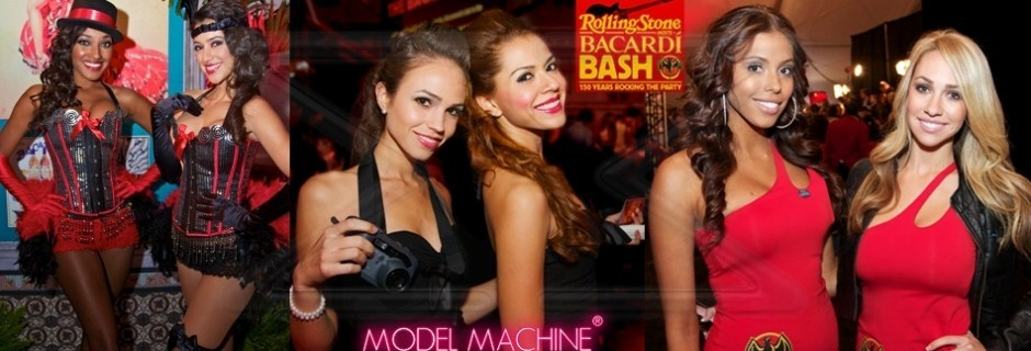 New York Event Models