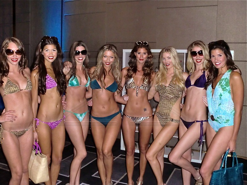 Los Angeles Trade Show Models