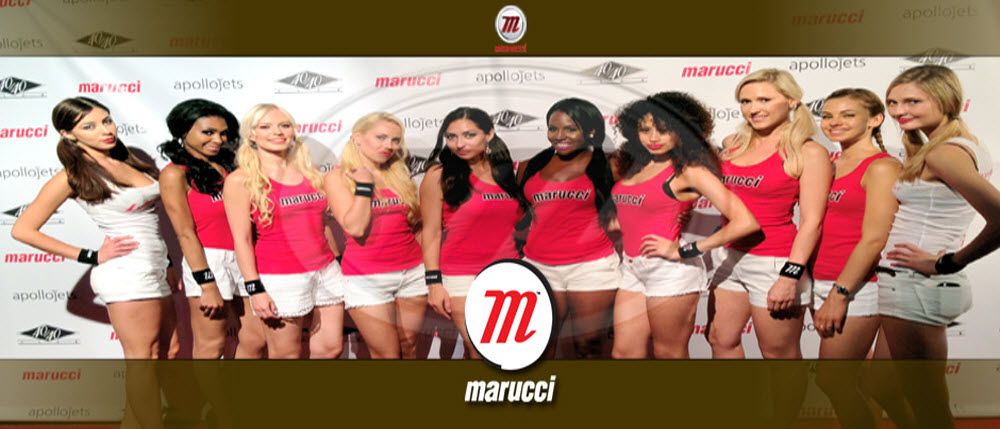 NYC Event Models Bring Sizzle to the All-Star Game